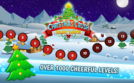 Christmas Crush Holiday Swapper Candy Match 3 Game 1.35 screenshots 14