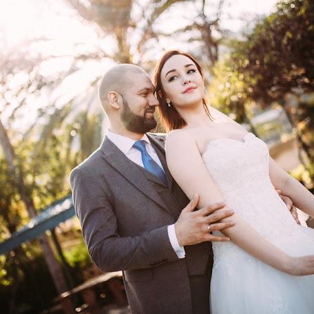 Fotógrafo de bodas Ivan Babishev (Ivanfortyone). Foto del 16.01.2018