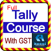 Full Tally Erp9 Course [With GST]