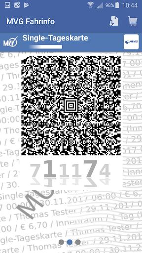 MVG Fahrinfo München 6.6.0_247 screenshots 7