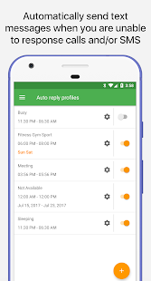 SendKit Pro - Auto reply and scheduled messages Screenshot