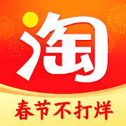 App Icon for 手机淘宝 App in Hong Kong Play Store