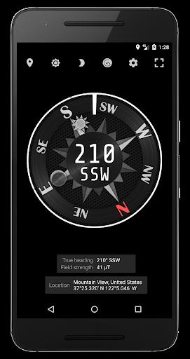 Compass Steel (No Ads) screenshot 11
