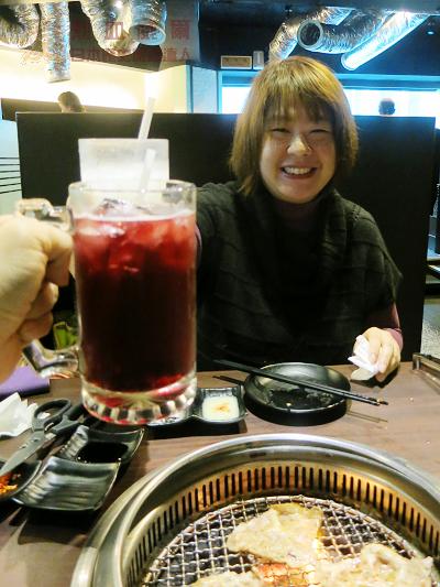 結婚紀念:極炙日式燒肉。吃到飽 @ 捷運中山站