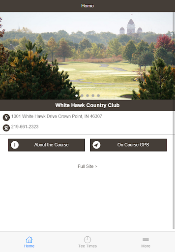 White Hawk Country Club