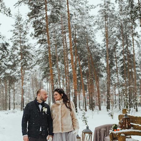Wedding photographer Zhenya Istinova (MrsNobody). Photo of 27.12.2017