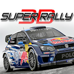 Super Rally Racing 3D Icon