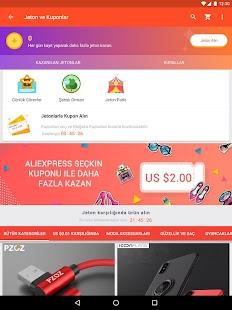 AliExpress - Daha Akıllı Alışveriş, Daha İyi Yaşam Screenshot