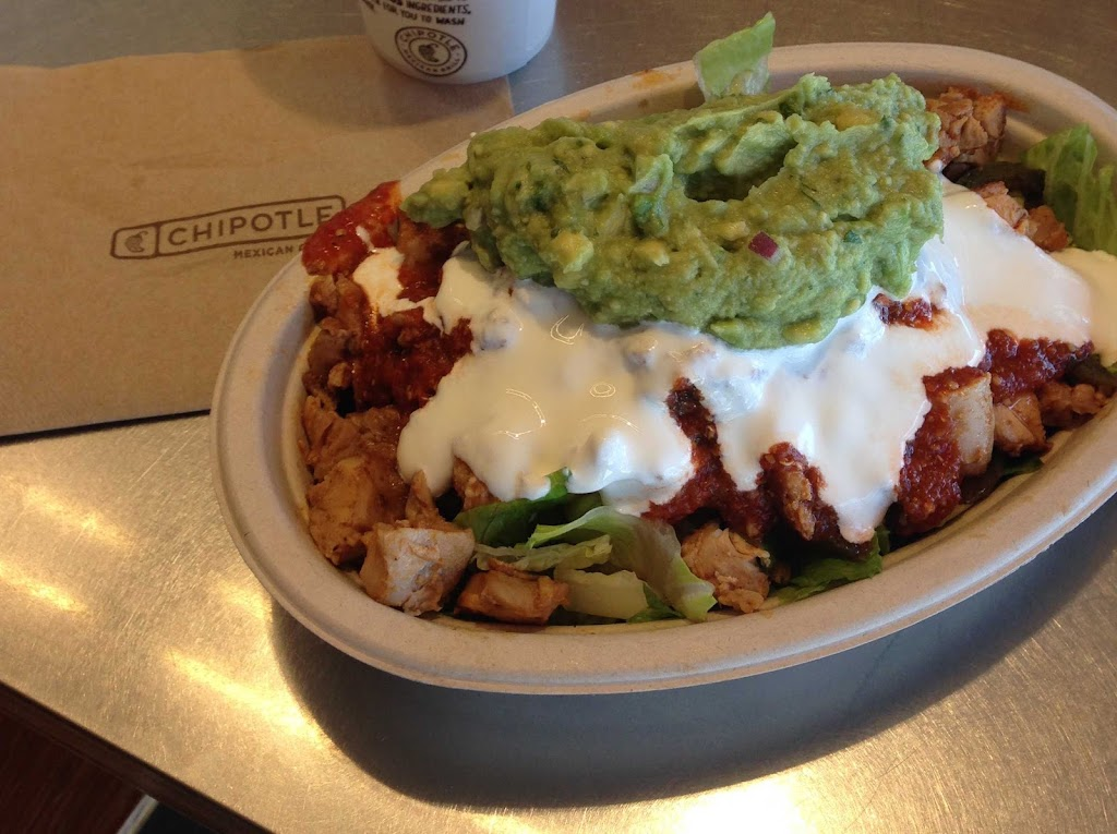 Keto Fast Food Guide Chipotle
