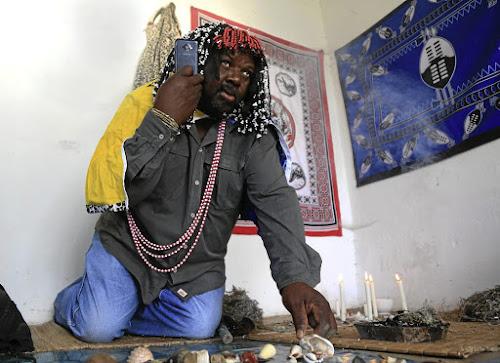 Ancestors guide LGBT+ sangomas to mend mental scars