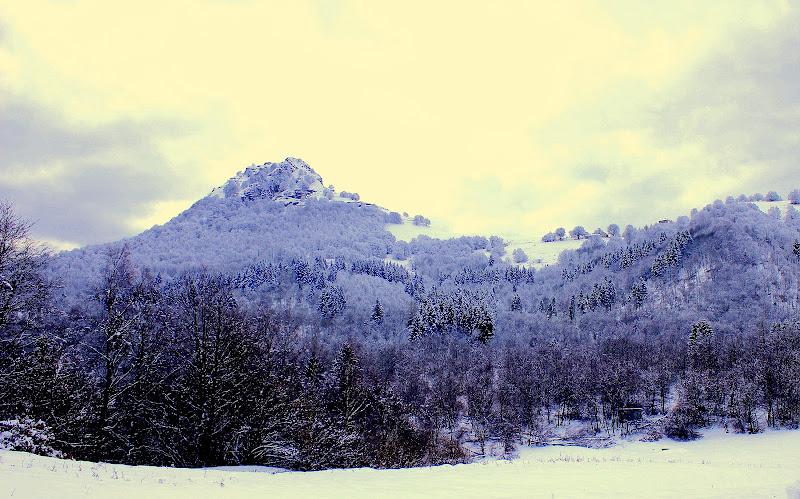 La neve e il Sasso Gordona di vaniamoric