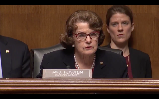 Sen. Feinstein must 'resign' for subjecting Trump nominee to religious test, says legal expert