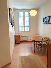 Appartement meublé 3 pièces 52,67 m2