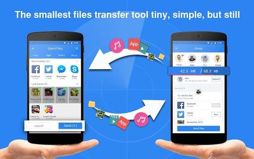 Noah Share-File Transfer share