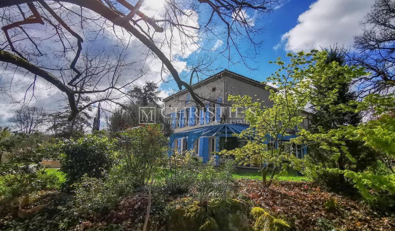 House with garden Agen