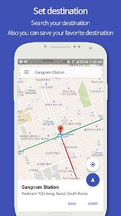 Destination Alarm :[GPS Alarm] - náhled