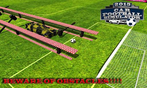 Car Football Simulator 3D