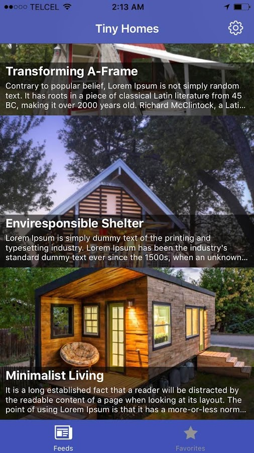 Tiny Homes Android Apps on Google Play