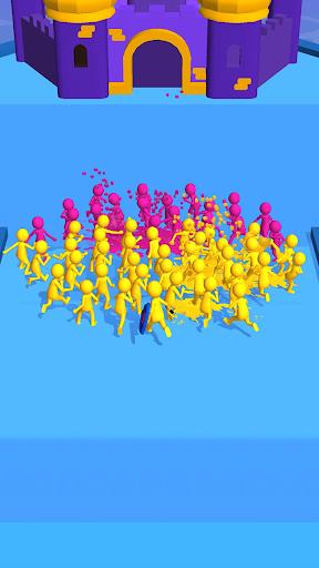Stickman Fighting Run 3D: Epic battle  screenshots 3