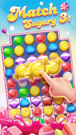 Candy Charming - 2019 Match 3 Puzzle Free Games 8.2.3051 screenshots 1