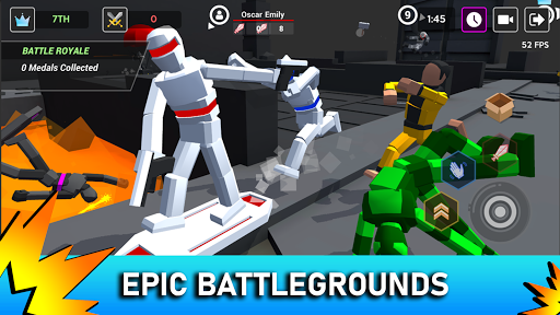SmashGrounds.io: Ragdoll Epic Gang Of Beast Battle 0.016b screenshots 5