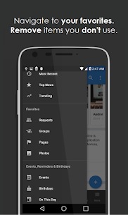 Simple for Facebook Pro 4.3.2 [Patched] Cracked Apk 2