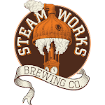 Logo of Steamworks Lions Gate Lager