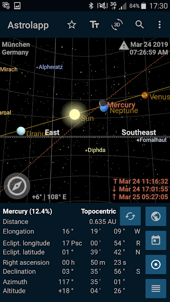 Astrolapp Live Planets and Sky Map v5.0.0.6-installed [Patched]