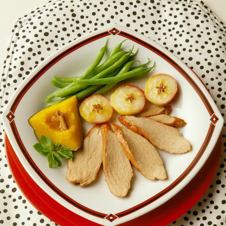 New England Pork Tenderloin