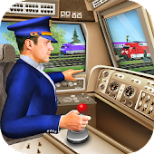 City Train Simulator: Train Driving Game 2018
