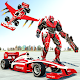 Download Flying Formula Car Transform War : Robot Games For PC Windows and Mac