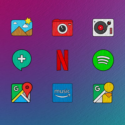 PAINTING - ICON PACK Screenshot Image