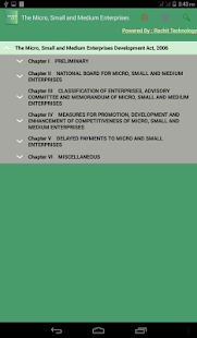 Micro Small and Medium Enterprises Development Act - náhled