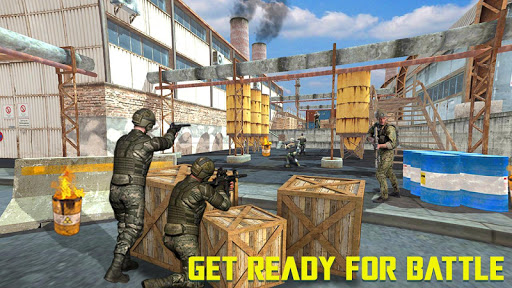 Télécharger Pistolet Jeu de tir : Commando Jeux APK MOD 1