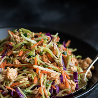 Crunchy Asian Broccoli Slaw.