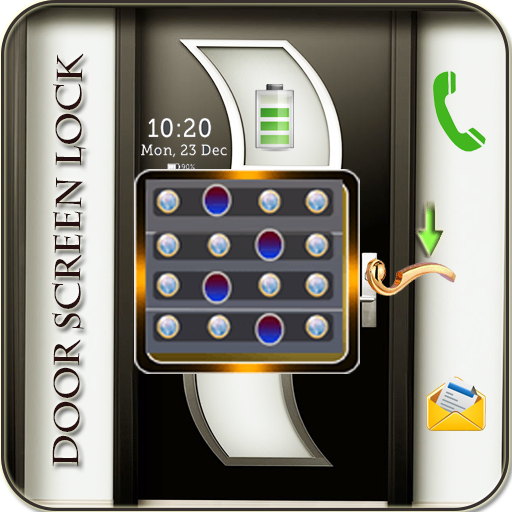 Door pattern Screen Lock