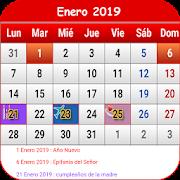 España Calendario 2018 - 2019