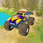 Grand Monster Truck Offroad Adventure 3D Icon