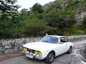 Photo: une italienne...ALFA 1750 BERTONE