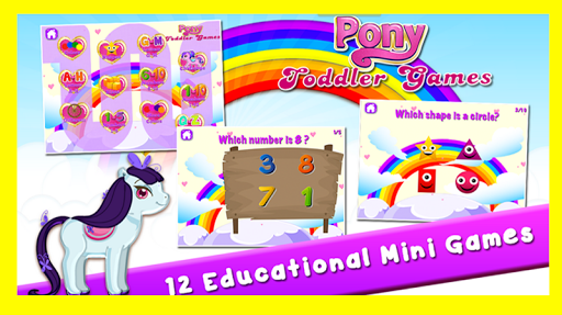 Ponny game princess app