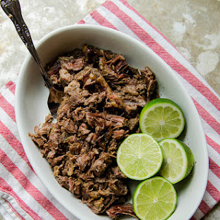 Slow-Cooker Margarita Beef.