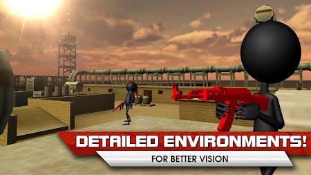 Sniper Assassin 3D Stickman 1.2 screenshot 49498
