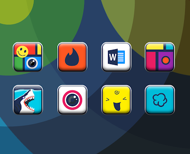 Ecobo - Icon Pack Screenshot