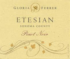 Logo for Gloria Ferrer Etesian