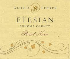 Logo for Gloria Ferrer Etesian