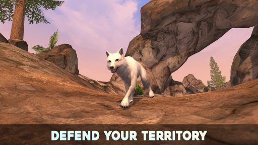 Wolf Tales - Home & Heart android2mod screenshots 4