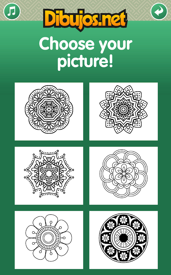Images for mandala coloring pages google play 6codepromo2discountgq