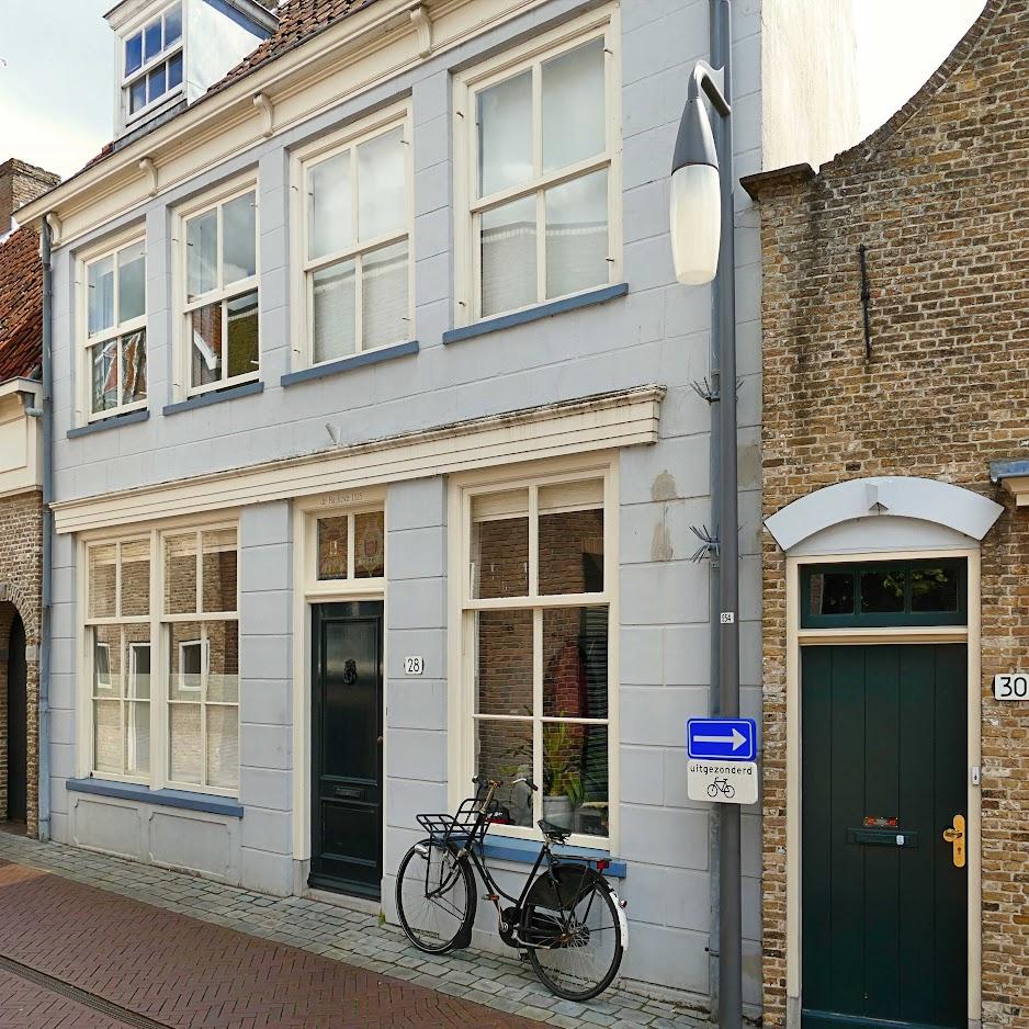 Aangeboden door: Stichting Microtoerisme InZicht Fotoblog Goes Jacobstraat 28 gekroonde valk café moord