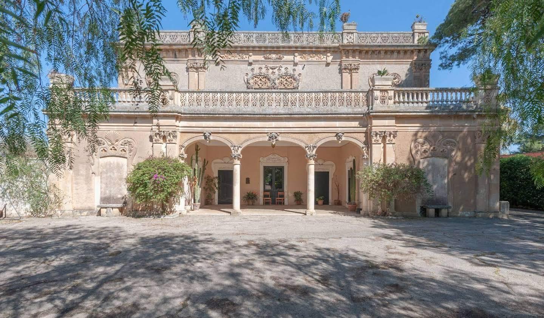 Villa avec jardin et terrasse Monteroni di Lecce