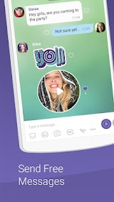 Viber Messenger Apk Download Free for PC, smart TV